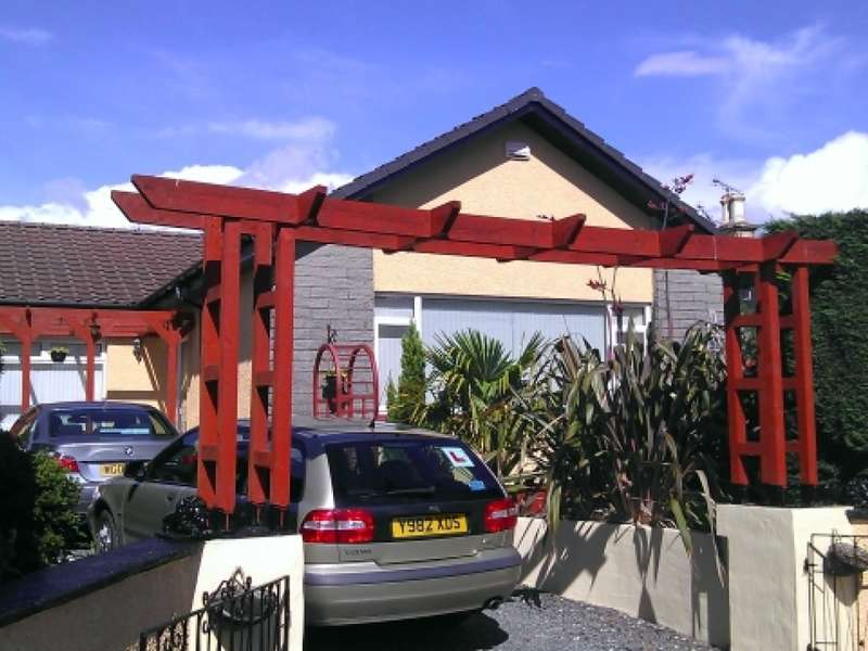 4 Bedrooms Detached House for sale in The Studio, 4A Oxford Lane, Dunoon, PA23 8BZ