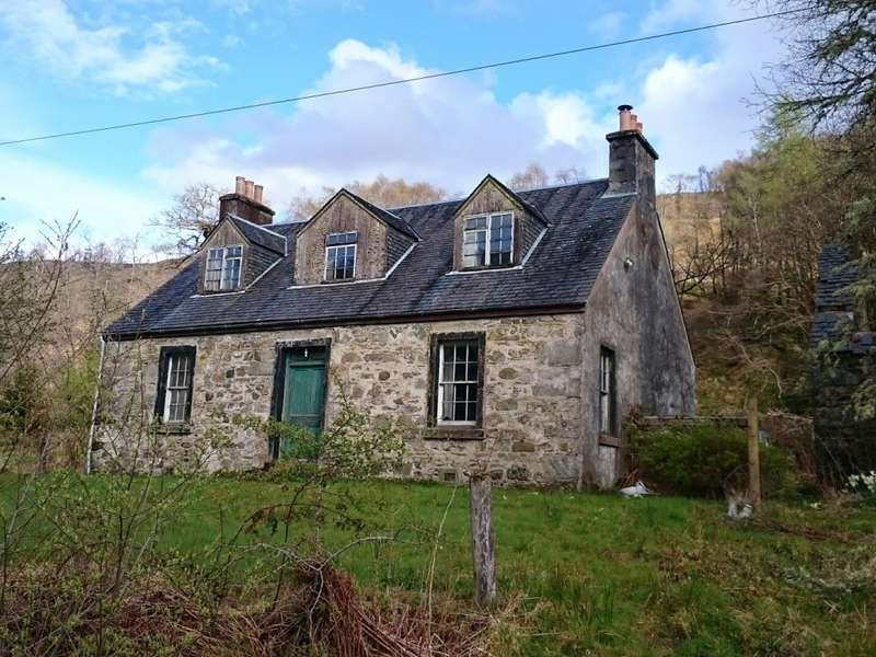 6 Bedrooms Detached House for sale in Ellerig Bheag Glen Shira, Inveraray, PA32 8XH