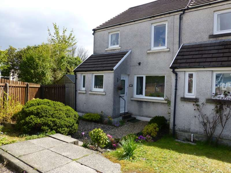 3 Bedrooms End Of Terrace House for sale in 44 Eton Avenue, Dunoon, PA23 8DG