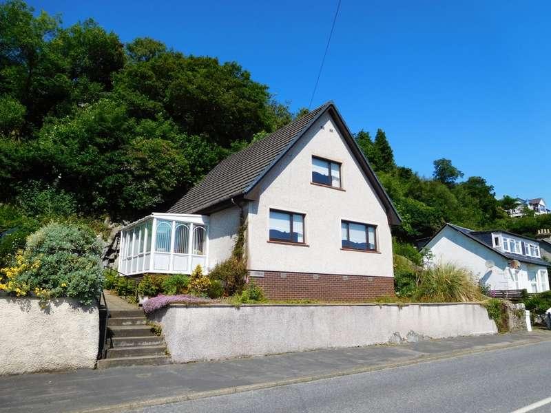 3 Bedrooms Detached House for sale in Glen Artney, 29 Shore Road, , Innellan, PA23 7TL