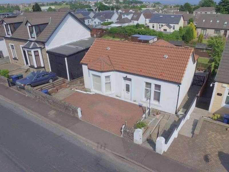2 Bedrooms Detached Bungalow for sale in 124 Alexander Street, Dunoon, PA23 7PY