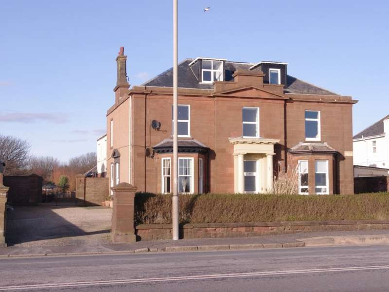 5 Bedrooms Cluster House for sale in 6 South Crescent Road, Ardrossan, KA22 8DU