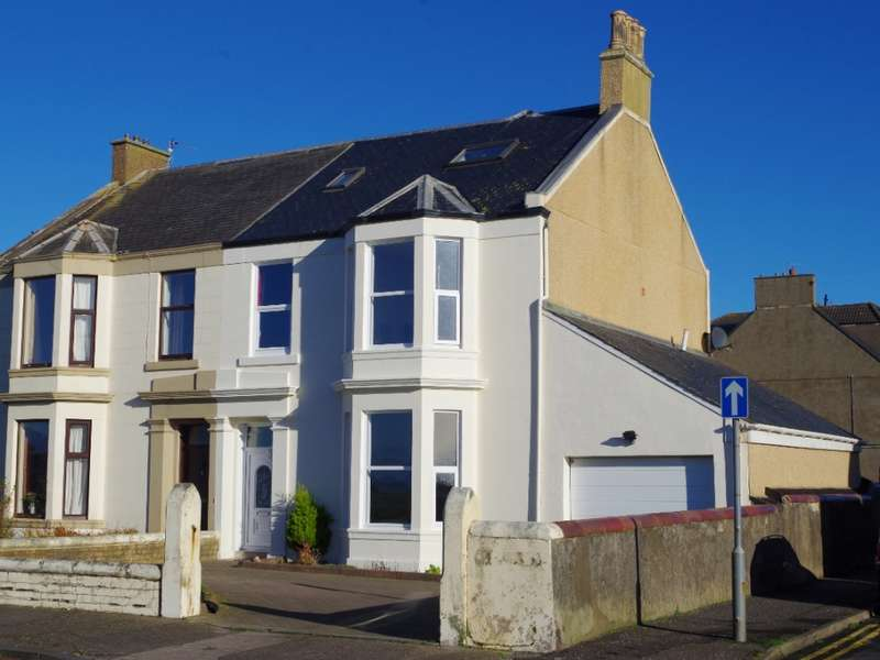 6 Bedrooms Semi-detached Villa House for sale in 1 Winton Circus, Saltcoats, KA21 5DA