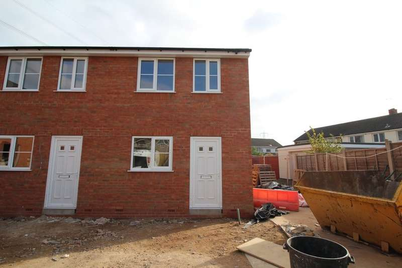 2 Bedrooms Semi Detached House for sale in Mavor Drive, Bedworth, CV12