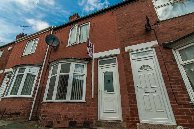 2 Bedrooms Terraced House for sale in Scarth Avenue, Balby
