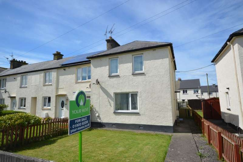 3 Bedrooms Property for sale in St. Helens Avenue, Flimby, Maryport, CA15