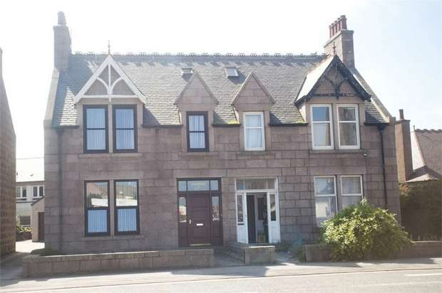 5 Bedrooms Semi Detached House for sale in Balmoor Terrace, Peterhead, Aberdeenshire