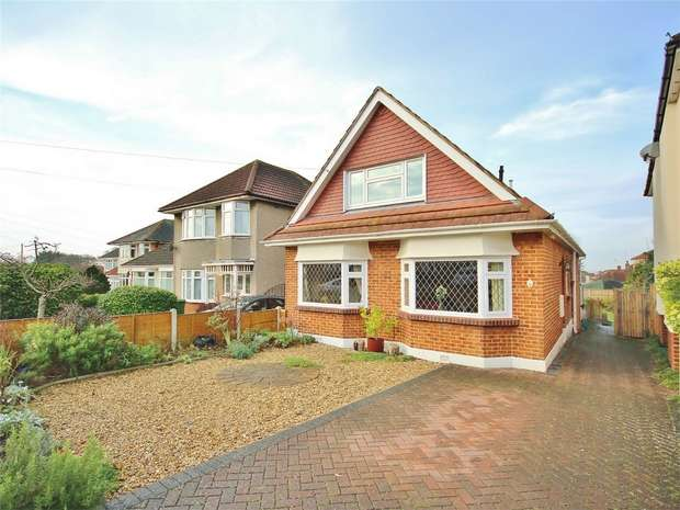 5 Bedrooms Chalet House for sale in Hennings Park Road, Oakdale, POOLE, Dorset