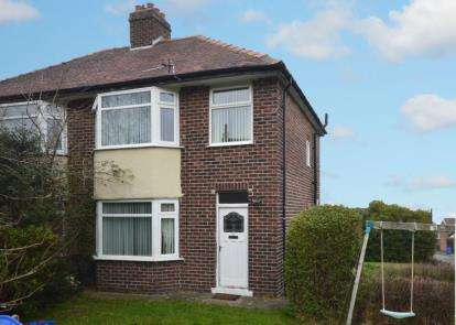 3 Bedrooms Semi Detached House for sale in Springwood Lane, High Green, Sheffield, South Yorkshire