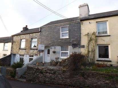2 Bedrooms Terraced House for sale in Bere Alston, Yelverton