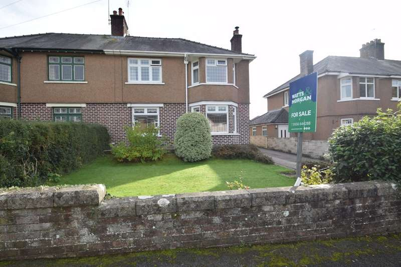 3 Bedrooms Semi Detached House for sale in 29 Newbridge Gardens, Bridgend, Bridgend County Borough, CF31 3PB.
