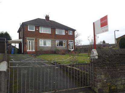 Semi Detached House for sale in Bosden Fold Road, Hazel Grove, Stockport, Cheshire