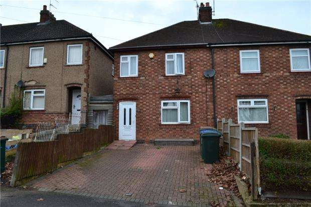 3 Bedrooms Semi Detached House for sale in Three Spires Avenue, Coundon, Coventry, West Midlands