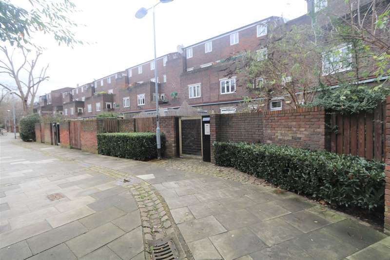 3 Bedrooms Flat for sale in Coopers Lane, London, NW1