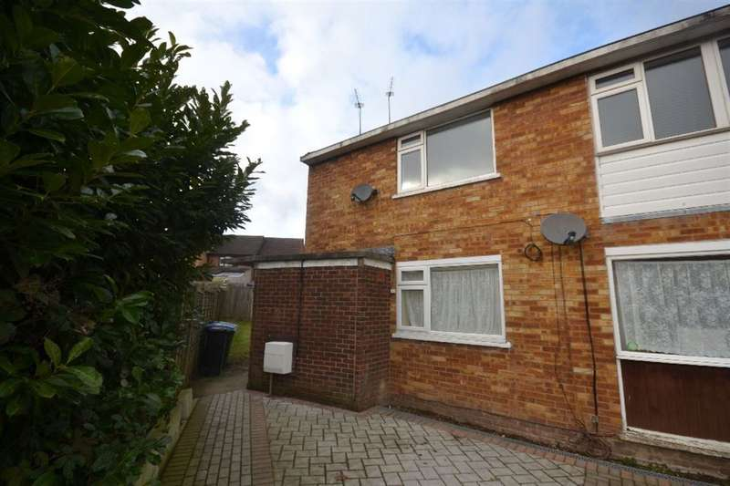 2 Bedrooms Maisonette Flat for sale in Heronslea, Watford, Herts