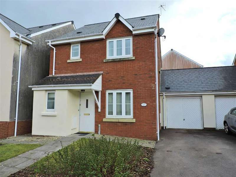 3 Bedrooms Link Detached House for sale in Heol Banc Y Felin, Gorseinon