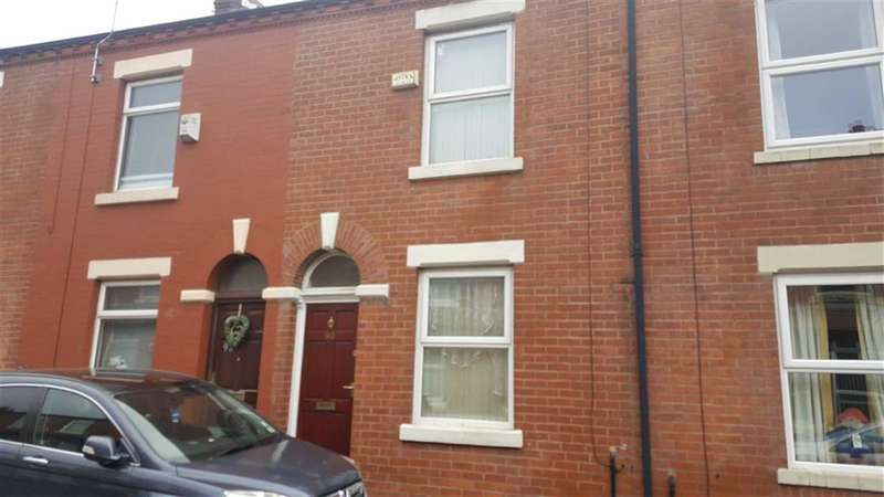 2 Bedrooms Terraced House for sale in Wayne Street, Openshaw, Manchester