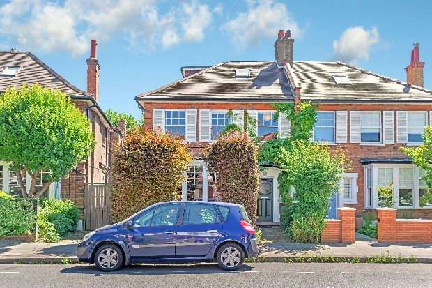 7 Bedrooms Unique Property for sale in St Alban's Road, Dartmouth Park, NW5