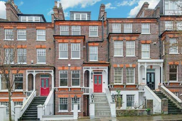 5 Bedrooms Unique Property for sale in Denning Road, Hampstead Village, NW3
