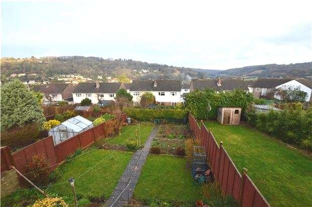 3 Bedrooms Semi Detached House for sale in Churchill Road, Nailsworth, STROUD, Gloucestershire, GL6 0DE