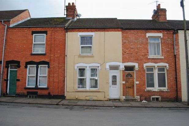 2 Bedrooms Terraced House for sale in Stanhope Road, Queens Park, Northampton NN2 6JX