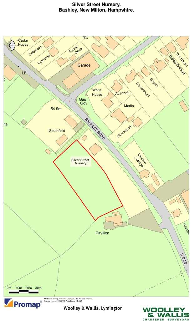 Land Commercial for sale in Bashley