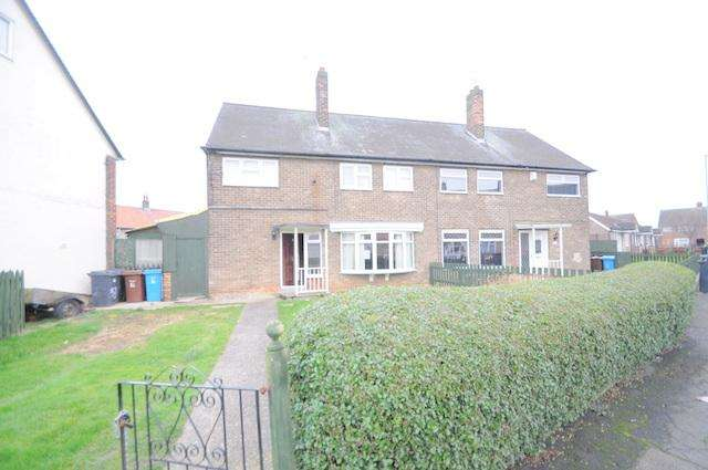 4 Bedrooms Semi Detached House for sale in Ashwell Avenue, Greatfield Estate, Hull, HU9 5LG