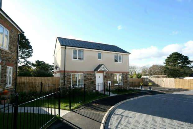 3 Bedrooms Detached House for sale in Penwethers Crescent, Truro