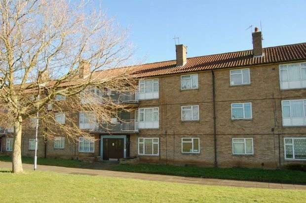 2 Bedrooms Flat for sale in Park Walk, Kings Heath, Northampton NN5 7LG