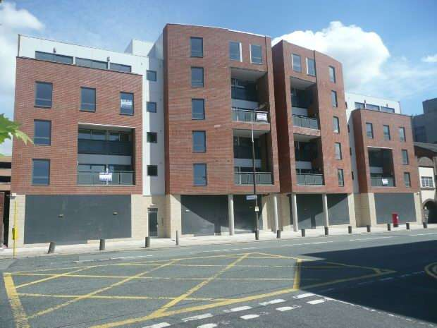 2 Bedrooms Apartment Flat for sale in 10b Moss Street, Liverpool