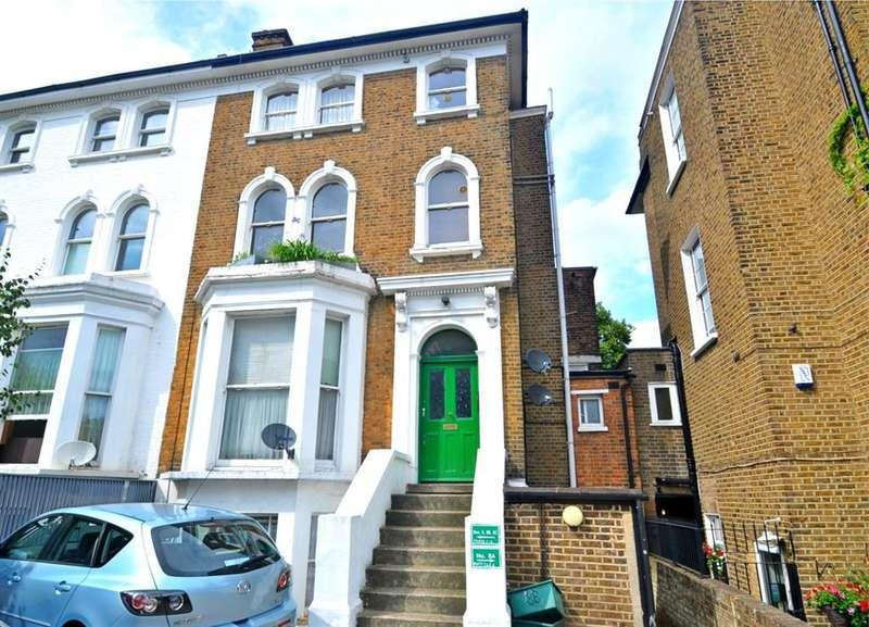 1 Bedroom Studio Flat for sale in Castlebar Road, Ealing, W5