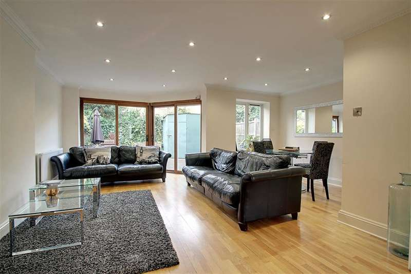 4 Bedrooms Detached House for sale in St Dunstans Avenue , W3 6QD