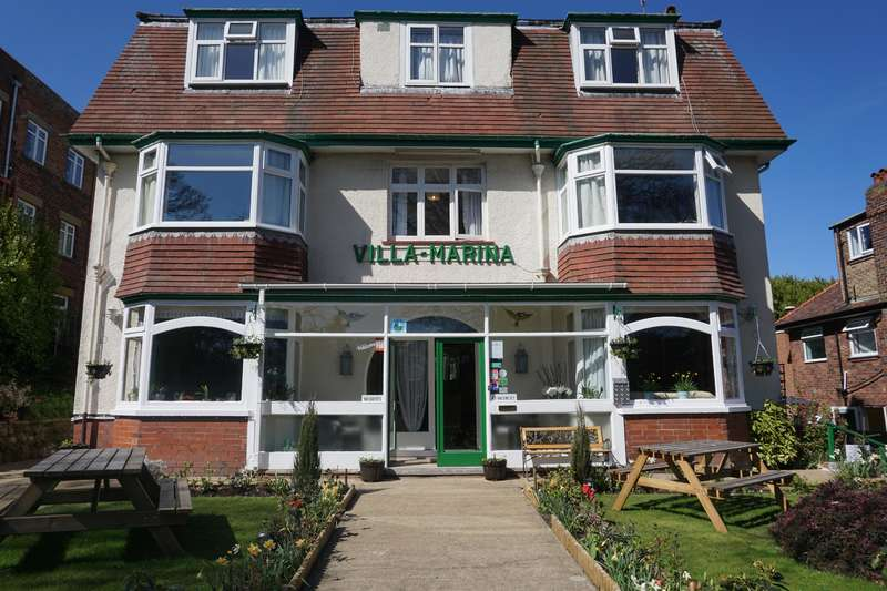 12 Bedrooms Guest House Gust House for sale in Northstead Manor Drive, Scarborough, North Yorkshire, YO12 6AF