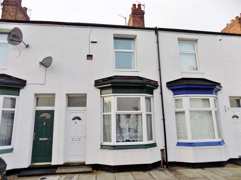 2 Bedrooms Terraced House for sale in Meath Street, Middlesbrough, TS1 4RS
