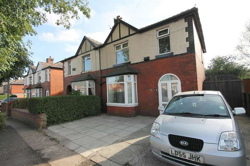3 Bedrooms Semi Detached House for sale in Plodder Lane, Farnworth, Bolton, BL4 0JZ