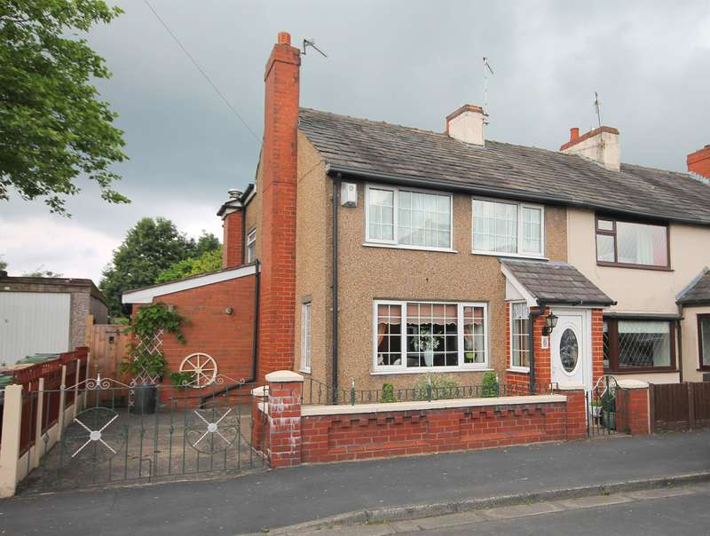 2 Bedrooms Terraced House for sale in New York, Deane, Bolton, BL3 4NG