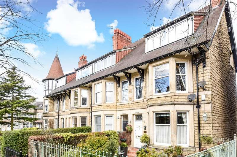 7 Bedrooms End Of Terrace House for sale in Dragon Parade, Harrogate, HG1 5DG
