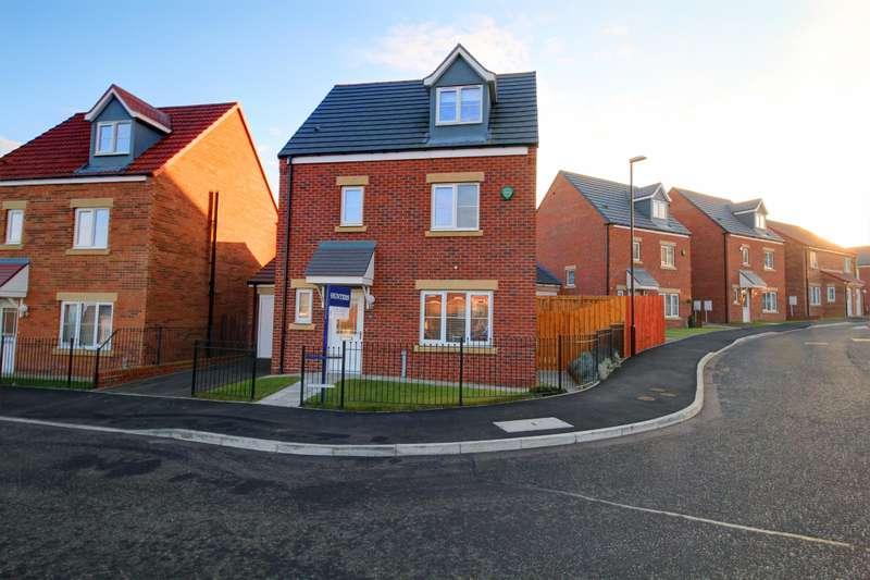 4 Bedrooms Town House for sale in Woodham Drive, Sunderland, SR2 0FA