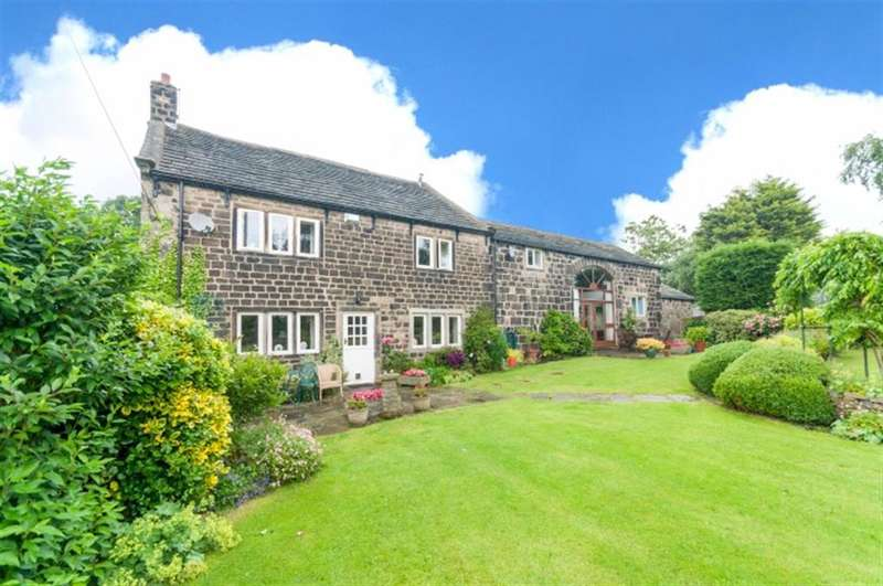 6 Bedrooms Detached House for sale in Carr Road, Calverley, LS28