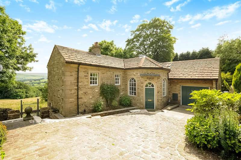 4 Bedrooms Detached House for sale in Bellewood House, Lothersdale