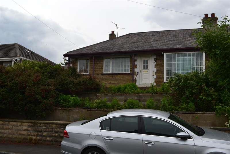 3 Bedrooms Semi Detached Bungalow for sale in Lodore Road, Bolton Junction, BD2 4JH