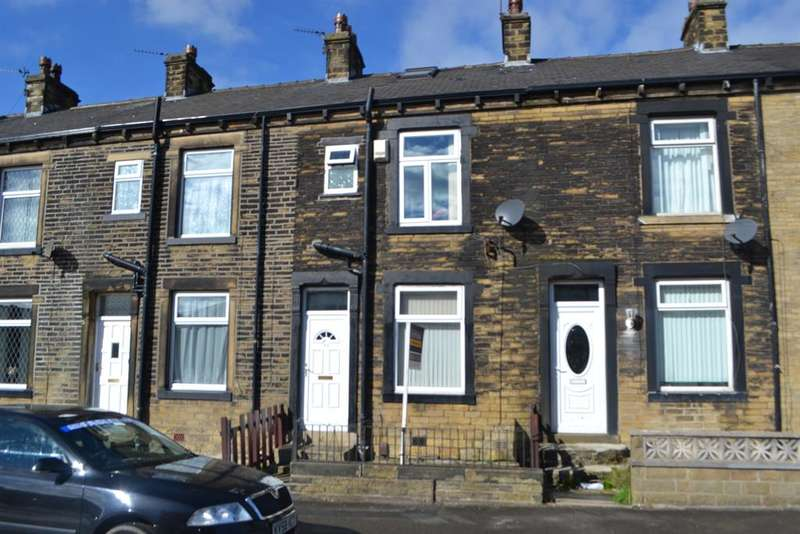 3 Bedrooms Terraced House for sale in Woodhall Avenue, Bradford, West Yorkshire, BD3 7BU