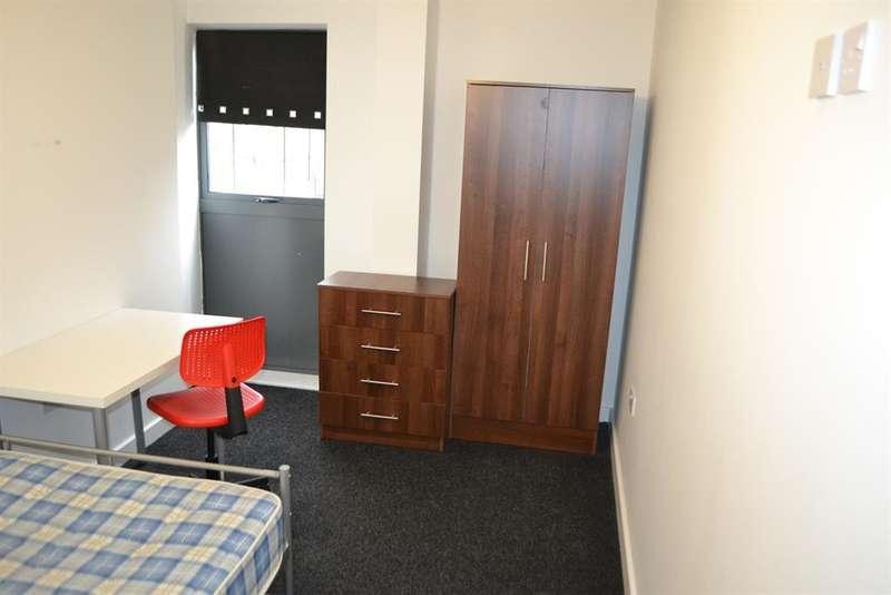 1 Bedroom Flat for sale in Salem Street, Bradford, BD1 4QH