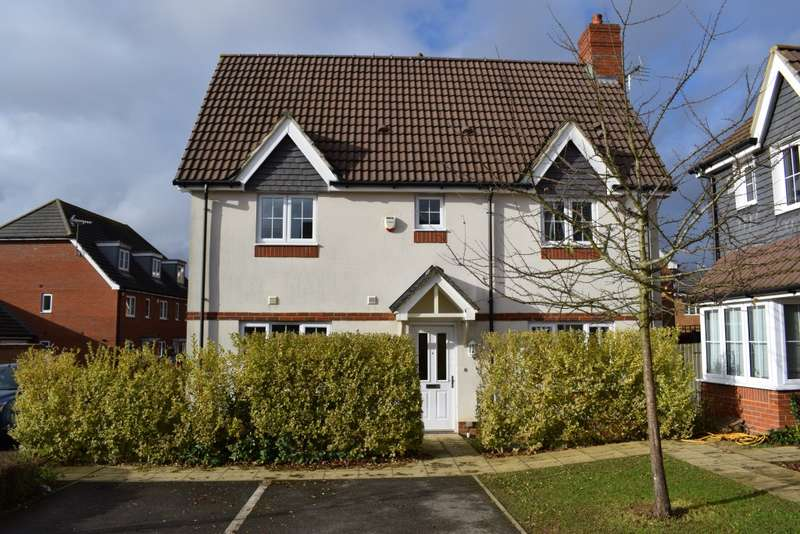 3 Bedrooms Semi Detached House for sale in Roman Way, Maidstone