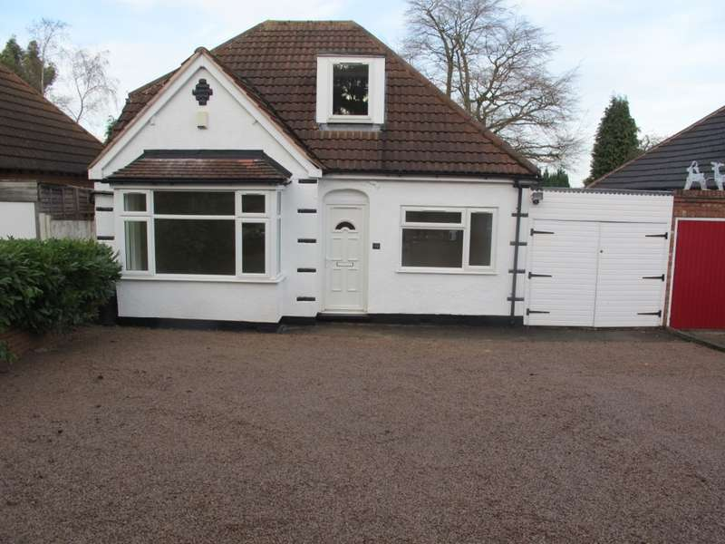 3 Bedrooms Bungalow for sale in Streetsbrook Road, Solihull