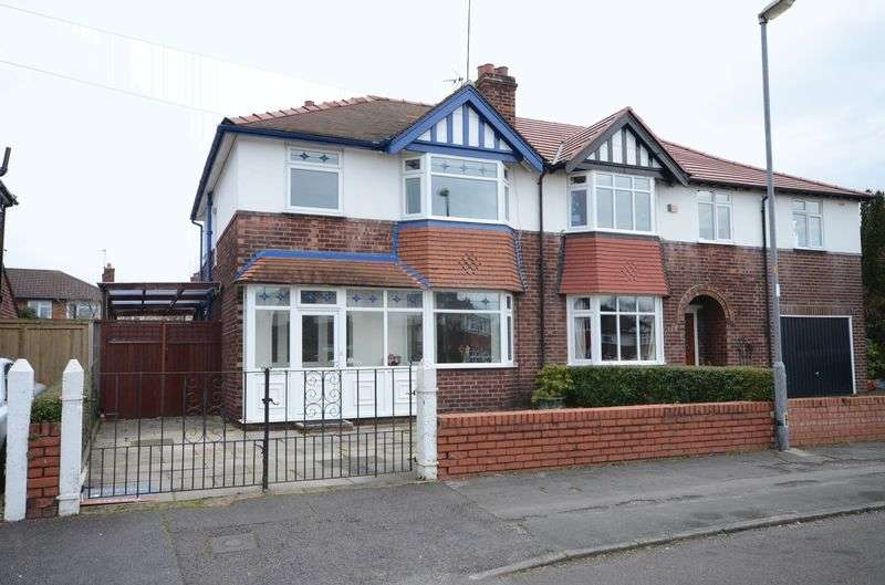 3 Bedrooms Semi Detached House for sale in Fieldway, Hoole, Chester