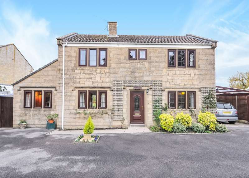 3 Bedrooms Detached House for sale in Home Farm Lane, Rimpton