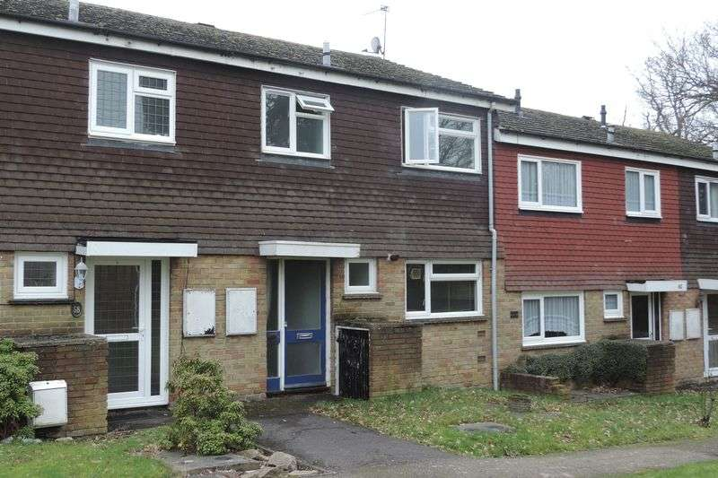 3 Bedrooms Terraced House for sale in Kimptons Mead, Potters Bar