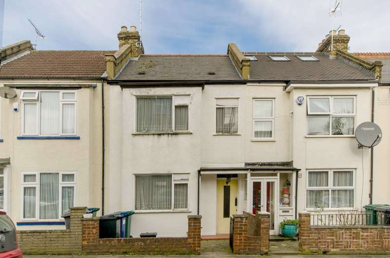 3 Bedrooms House for sale in Brunswick Avenue, Brunswick Park, N11