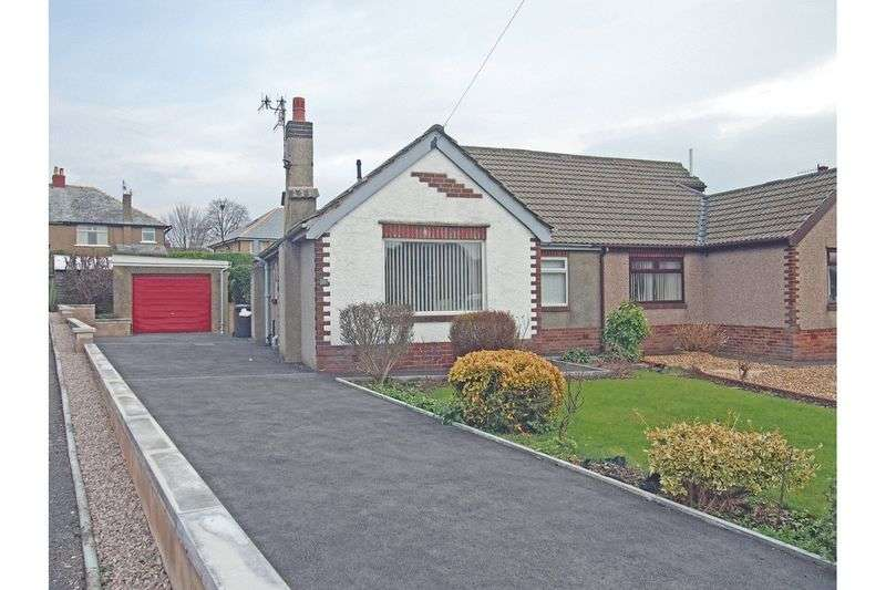 2 Bedrooms Semi Detached Bungalow for sale in Homfray Grove, Morecambe